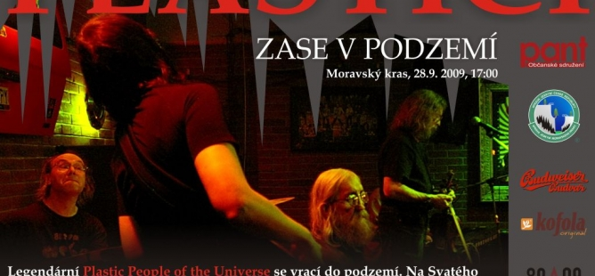 Legendární Plastic People of the Universe se vrací do podzemí