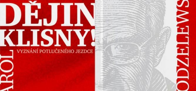 Nová kniha z Edice Moderní dějiny - paměti mluvčího polské Solidarity