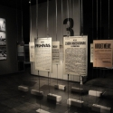 Holocaust Memorial Center v Budapešti - expozice