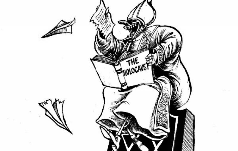 Moderni Dejiny Cz Popiraci Holocaustu Metodika Pro Praci Se Studenty
