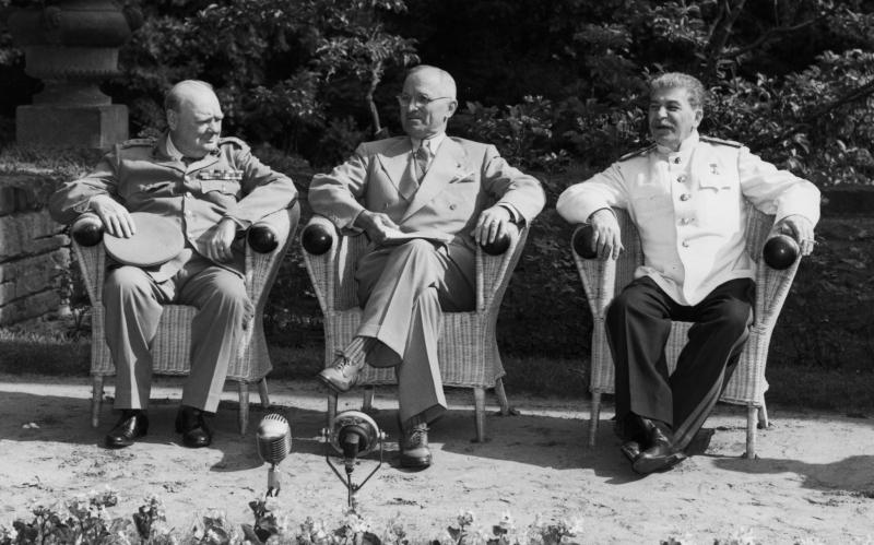 17 de Julho de 1945: Quando os Aliados se reuniram em Potsdam