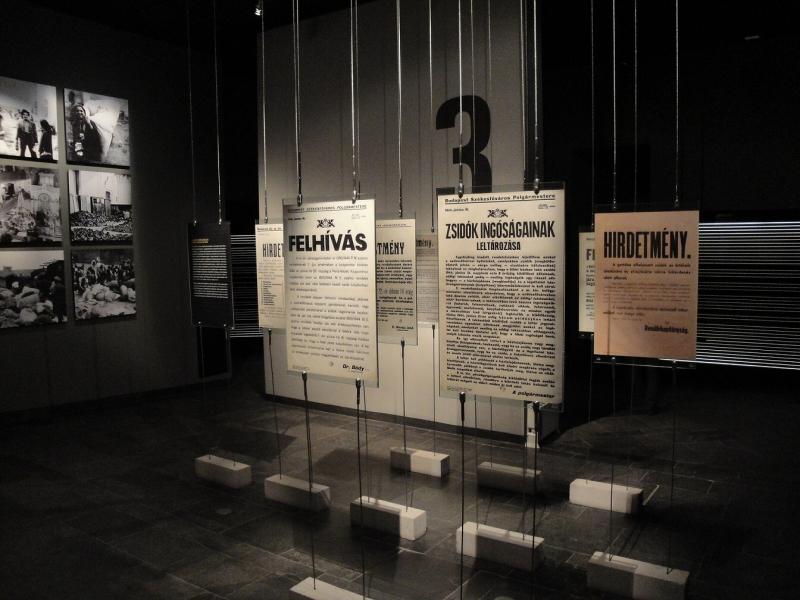 Moderni Dejiny Cz Fotogalerie Holocaust Memorial Center V Budapesti